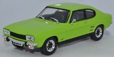 CARARAMA CR032 Ford Capri Lime Green 1/43 Scale New Boxed - -T48