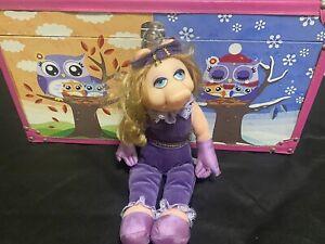 Disney Miss Piggy Plush Character Doll