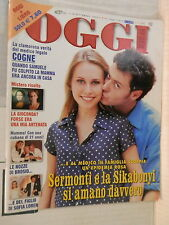 OGGI 29 settembre 2004 Sikabonyi Sermonti Caso Cogne Veltroni Roma Ezio Greggio