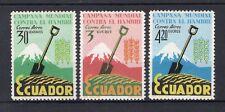ECUADOR Yt. PA399/401 MNH** Luchtpost 1963