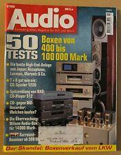Audio 3/98 - HiFi Zeitschrift aus 1998