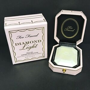 Too Faced Diamond Light Diamond Highlighter DIAMOND FIRE NEW