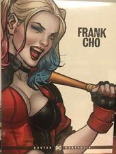 Frank Cho  DC Poster Portfolio NEW SEALED