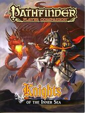 Pathfinder Companion Knights of the Inner Sea VG/NM Paizo 3.5 OGL