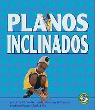 NEW Planos Inclinados (Libros de Fisica Para Madrugadores) (Spanish Edition)