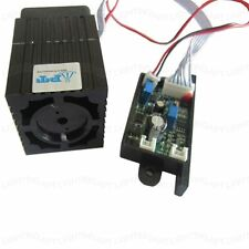 Focusable 300mw DIY 532nm green DPSS Laser module  with TTL Continuous work