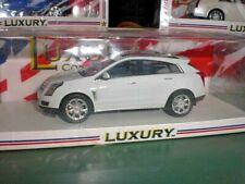 Spark Luxury LC 101096 - 2011 Cadillac SRX Crossover Platinium Ice - 1:43 China