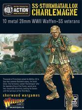 28mm Warlord German SS Sturmbattalion Charlemagne Bolt Action WWII BNIB