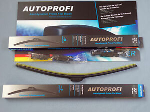Windshield Wiper Front 550mm for Audi A4,A6,A8,Mercedes C , CLC, CLK, M, SLK