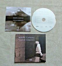 "CD AUDIO MUSIQUE / WHITE CANVAS ""HUNDREDS OF WAYS"" 16T CD ALBUM 2010 JAZZ FOLK"