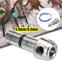 Engraving Machine Hand Piece Mini Tips 5.9/6.3mm For Pneumatic Graver Jewelry