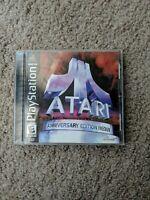 PlayStation : Atari, Anniversary Edition Redux VideoGames PS1 Tested