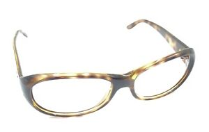 Ray Ban RB 4061 642/57 Gloss Tortoise Butterfly Sunglasses Frames 135 Italy