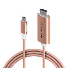 Lention Usb-C tipo C a HDMI Cable Cable de AV 4K@60Hz Adaptador Para Ipad Samsung Pro