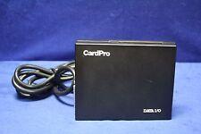 CardPro Data I/O 991-0036