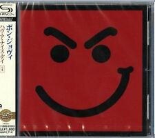 BON JOVI-HAVE A NICE DAY +4-JAPAN SHM-CD D50