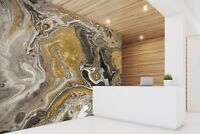 3D Abstract Wirbelstrom 2 Textur Fliese Marmor Tapete Abziehbild Tapete Wandbild