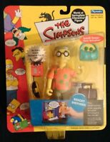 The Simpsons Resort Smithers Action Figure Playmates Toys NIB Waylen TV Show Fox