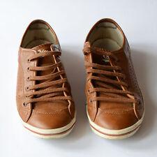 Buffalo Sneaker, Turnschuhe, Freizeitschuhe, braun, weiß, Gr. 36