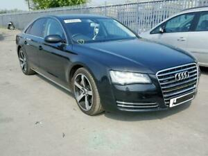 Audi A8 D4 Breaking 2010-2016 Passenger QUARTER DOORS ENGINE CDTA SUSPENSION