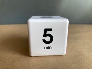 Productivity Cube Timer - 5, 15, 30, 60