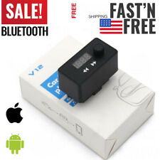 Bluetooth OBD2 OBDII Car Code Reader Diagnostic Scanner for iOS Android PC New