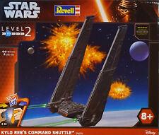 REVELL ® 06695 Star Wars ® kylo REN'S COMMAND Shuttle ™ easykit in 1:93