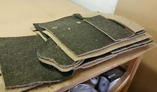 JAGUAR E TYPE ROADSTER MOQUETTE sottoposto Set