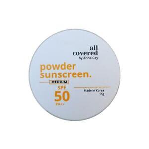 Powder Sunscreen - Medium