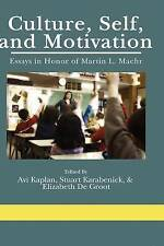 Culture, Self, And, Motivation: Essays in Honor of Martin L. Maehr (Hc) by