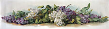 White & Purple Lilacs by Paul de Longpre (Art Print of Vintage Art)