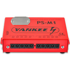 Yankee PS-M1 Power Supply 10 9V DC Outputs Effect Pedal