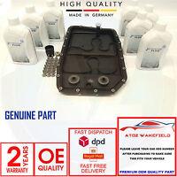 para BMW Automático Caja De Transmisión PANEL Junta Cárter Kit de Filtro 7l