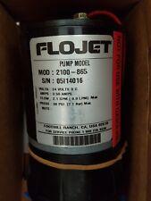 Flojet pump 2100-186 24v