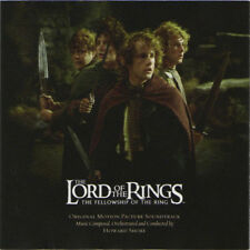 The Lord Of The Rings: The Fellowship Of The Ring - CD n.6216