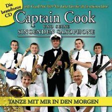 """CAPTAIN COOK U.S. """"TANZE MIT MIT IN DEN MORGEN"""" CD NEU"""