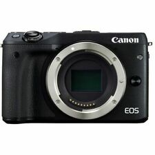 Canon EOS M3 24.2MP Mirrorless Camera Black Body Expedited shipping tracking