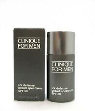 Clinique For Men UV Defense Broad Spectrum SPF 50 ~ 1.0 oz / 30 ml / BNIB