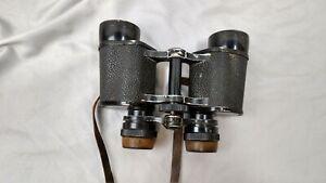 Vintage German Made Hertel & Reuss Optik Kassel 7X35 Binoculars- Pre-Owned