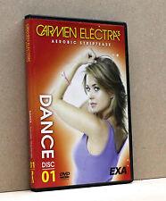 CARMEN ELECTRA'S aerobic striptease disc 1 [dvd, 53', Exa]