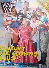 WWF WWE Magazin 12/98 12/1998 World Wrestling Federation Magazine