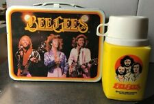 Vintage 1978 BeeGees Lunchbox Featuring Robin with Thermos