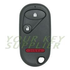 New Replacement Keyless Entry Remote Key Fob For Honda NHVWB1U523 or NHVWB1U521