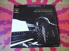♫♫♫ BACH / Glenn Gould - The Art of the Fugue 1 - Organ ♫♫♫