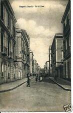 cm 053 1925 - BAGNOLI (Napoli)Via di Enea -  viaggiata -  FP