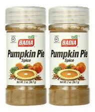 (Pack of 2) Badia Pumpkin Pie Spice 56.7g (2oz)