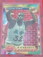 1993-94 Topps Finest SHAQUILLE O'NEAL #99 Orlando Magic