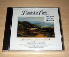 CD Album - Classic a la Carte - Die schönsten Konzerte des Barock - Neu OVP