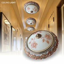 Unique Style Flush Fit  Bulb Ceiling Light Lamp Fitting Chandelier Chrome White