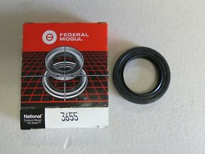 National 3655 Intermediate Shaft Seal (2 Pcs) fits Dodge, Plymouth 1981 - 2006